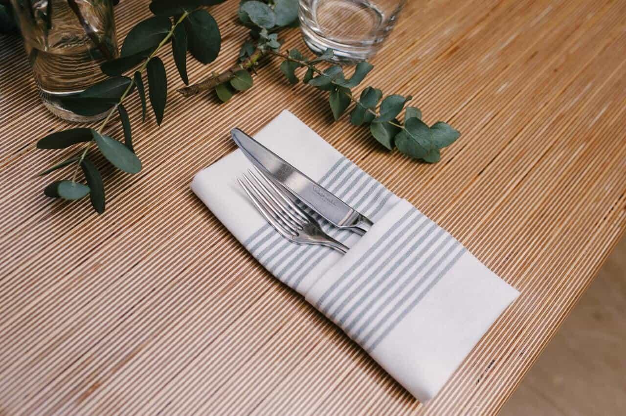 Restaurant fork