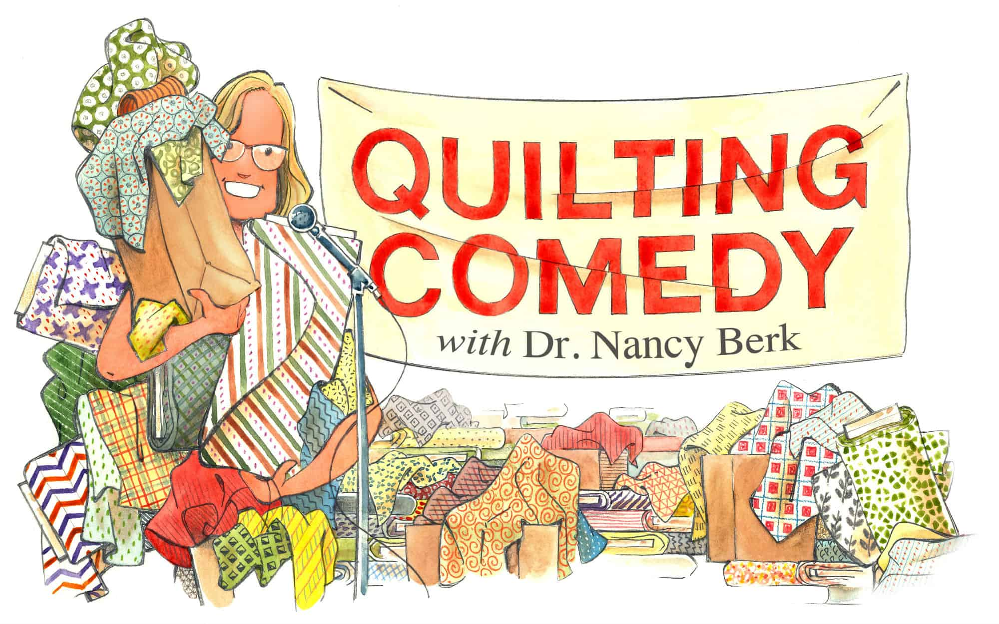 quilting-comedy-quilter-fabric-material